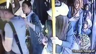 İstanbul'daki otobüs tacizcisine görülmemiş ceza
