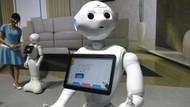 İngiltere'de parlamentoya tanık olarak bir robot çağrıldı