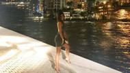 Acun Ilıcalı'nın eski eşi Zeynep Yılmaz Miami gecelerinde