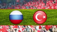 Rusya Türkiye UEFA Uluslar Ligi karşılaşması hangi kanalda saat kaçta?