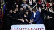 Quality of Magazin'in kışa merhaba partisine ünlü yağdı