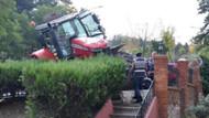 Ankara'yı karıştıran traktör sürücüsü tutuklandı