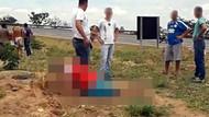 Genç kadının karnını keserek bebeğini çaldılar!