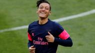 Mesut Özil'den Türkiye'de forma giyer misin sorusuna yanıt