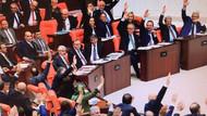 EYT önergesinde MHP'li milletvekillerinin hali!
