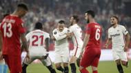 Akhisarspor deplasmanda Sevilla'ya 6-0 kaybetti