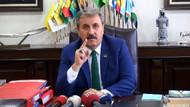 Mustafa Destici: Bize yumruk atacak adam alnının ortasına mermiyi yer