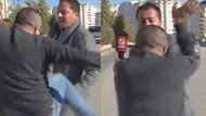 Beyaz TV muhabiri uyardığı sürücüden dayak yedi