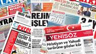 Hangi gazeteler 29 Ekim Cumhuriyet Bayramı'nı görmedi?