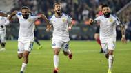Ankaragücü futbolcusu Kenan Özer'in Konstantinopolis tweet'i tepki çekti