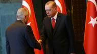 Saray'daki törene Meral Akşener ve Kemal Kılıçdaroğlu katılmadı