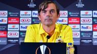 Philip Cocu'dan istifa açıklaması