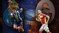 Galatasaray'ı Telles'in asisti yıktı! Porto 1-0 Galatasaray