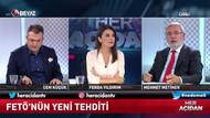 Mehmet Metiner'den Arınç'a kripto FETÖ'cü göndermesi