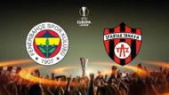 Fenerbahçe Spartak Trnava karşılaşması ilk 11'leri belli oldu