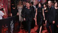 Antalya Film Festivali'nin kapanış gecesinde şıklık yarışı
