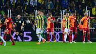 Galatasaray ile Fenerbahçe 388. randevuda