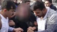 Okul önünde taciz iddiası: Çevredekiler tarafından dövüldü