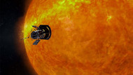 Parker uydusu Güneş'e en yakın insan yapımı nesne oldu