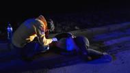 Adana'da esrarengiz olay! Seyir halindeki otomobilden atladı