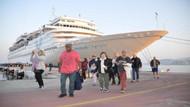 Kuşadası'nda kruvaziyer turizmi sezonu Celestyal Olympia ile kapandı