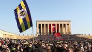 Fenerbahçeliler, Anıtkabir'e akın etti