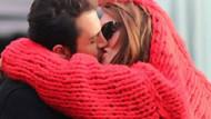 Seren Serengil, eşi Yaşar İpek'le dudak dudağa poz verdi