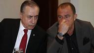 PFDK'den Mustafa Cengiz ve Fatih Terim'e ceza şoku