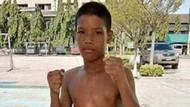13 yaşındaki çocuk Tayland boksu maçında hayatını kaybetti