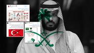 Suudi Prens'in trolleri sosyal medyada Türkiye karşıtlığını körüklüyor