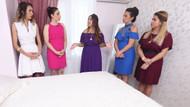 Sinirlenince Almanca konuşan Gelin Evi yarışmacısı: Kusura bakmayın