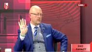 Canlı yayında gergin anlar: HalkTV'ye ilk ve son kez geldim