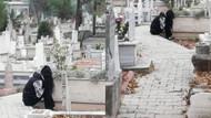 Mezarlıkta ağlayan kız tekrar ortaya çıktı