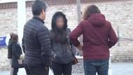 İstanbul'un göbeğinde genç kıza ahlaksız teklif!