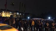 Fenerbahçe taraftarından Samandıra'da yönetime Ersun Yanal çağrısı