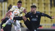 Fenerbahçe UEFA Avrupa Ligi'nde üst tura yükseldi