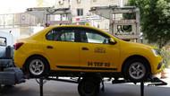 Kısa mesafe gerekçesiyle yolcu almadığı iddia edilen taksi trafikten men edildi