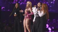 Nicki Minaj MTV Avrupa Müzik Ödülleri'ni salladı
