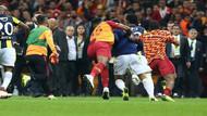 Galatasaray Fenerbahçe derbisinde PFDK'ya sevk edilenler kaç maç ceza alacak?