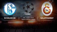 Son dakika: Galatasaray Schalke 04 karşılaşmasının ilk 11'leri belli oldu