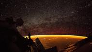 NASA turuncu Dünya fotoğrafı paylaştı