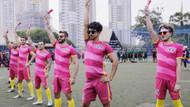 Homofobiye karşı bir futbol ligi: LiGay