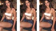 Deren Talu süper mini bikinisiyle sosyal medyada olay oldu