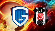Beşiktaş son dakikalarda yıkıldı! Genk 1-1 Beşiktaş