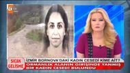 Müge Anlı'da garip cinayet: İzmir'deki yanmış kadın cesedi kime ait?