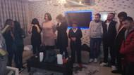 Ankara'da masaj salonu baskını: 5 kadın 7 erkekle fuhuş yaparken..