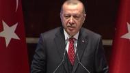 AK Parti'nin seçim manifestosu Erdoğan'a sunuldu