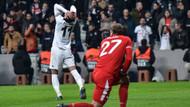 Malmö'ye yenilen Beşiktaş UEFA Avrupa Ligi'ne veda etti