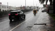 Bodrum'da yağmur ve fırtına alarmı
