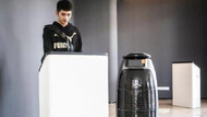 Çin'in ilk yapay zeka oteli açıldı